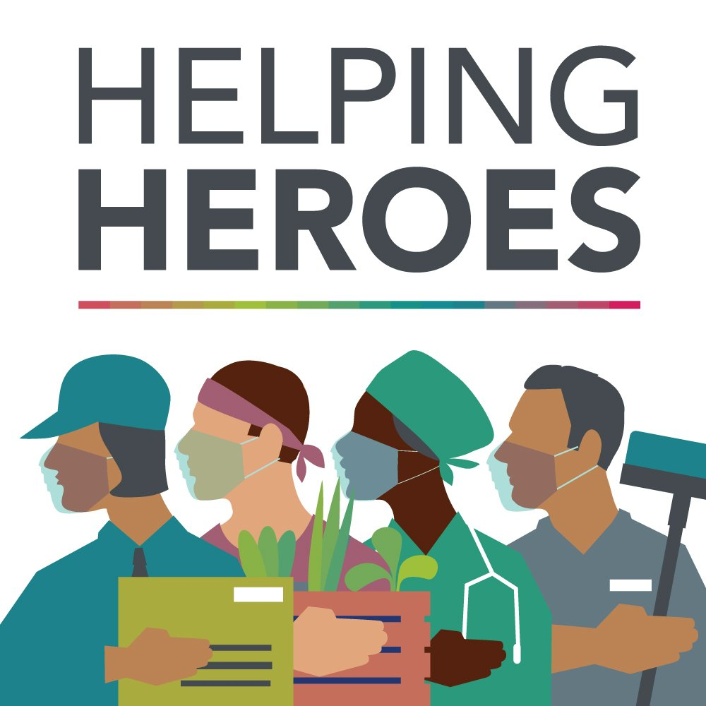 We'll Design, Deliver, and Donate to Help Our Heroes